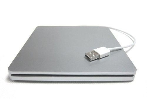 Unidad CD/DVD SuperDrive USB